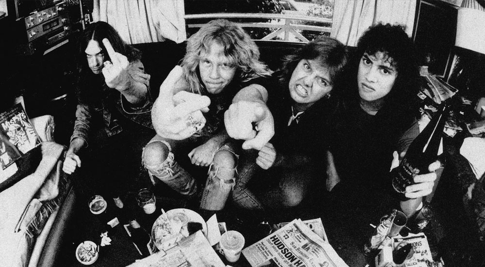 an analysis of the history of the metallica music band Song meaning: fade to black by metallica artist of the best ballads in the history of be a major feat in heavy metal music analysis of a few.